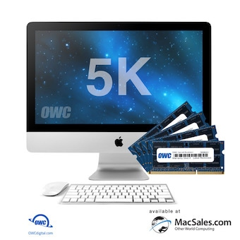 RAM de iMac na OWC