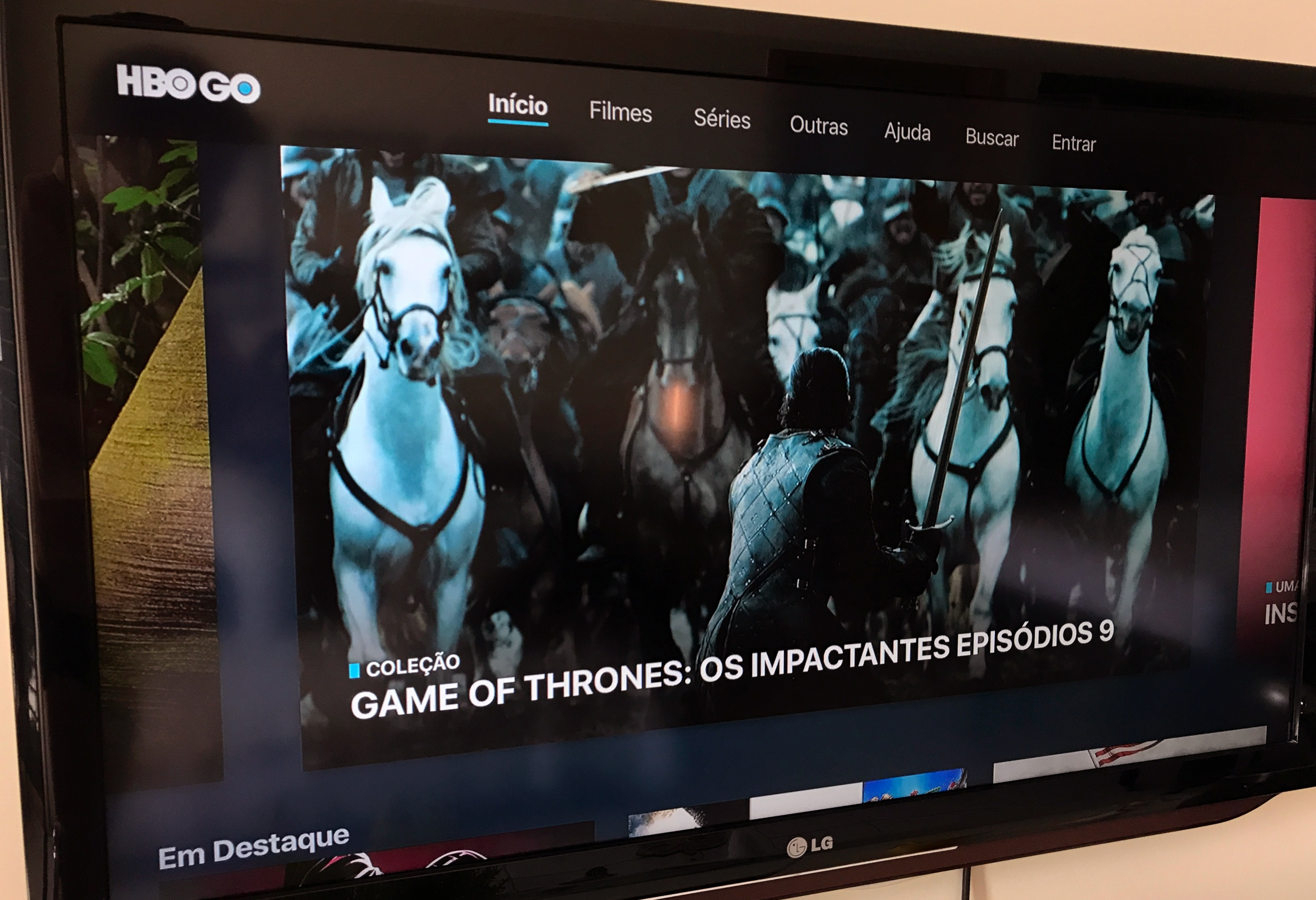 HBO GO na Apple TV