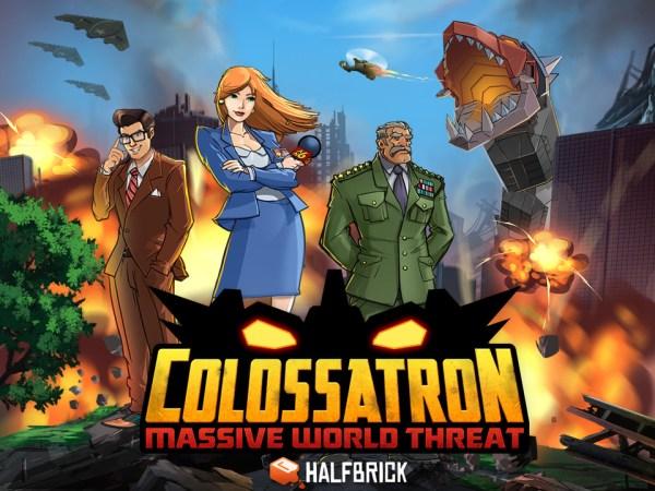 Colossatron: Ameaça Mundial Maciça