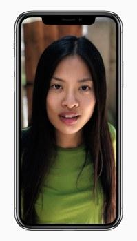 Modo Portrait Lighting do iPhone X