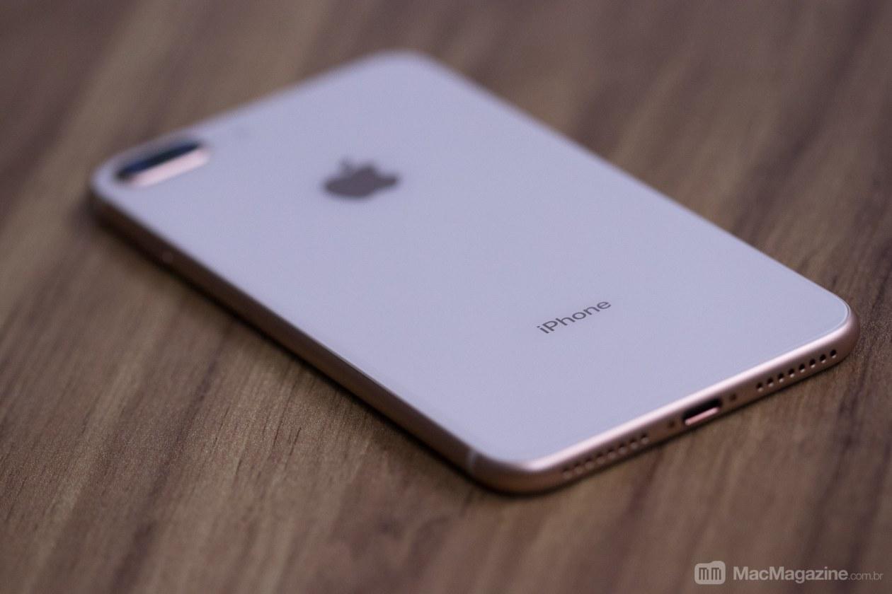 Galeria dos iPhones 8 Plus