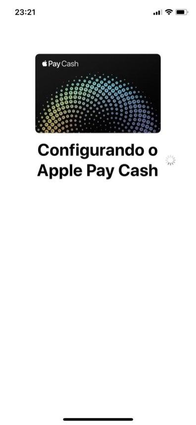 Apple Pay Cash em português