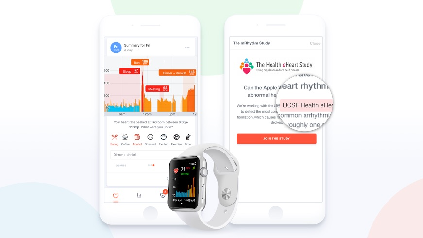 Cardiogram Apple Watch