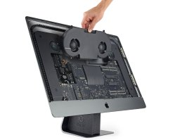 iMac Pro desmontado pela iFixit