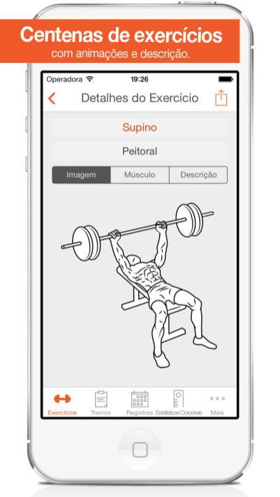 Tela do Fitness Point Pro