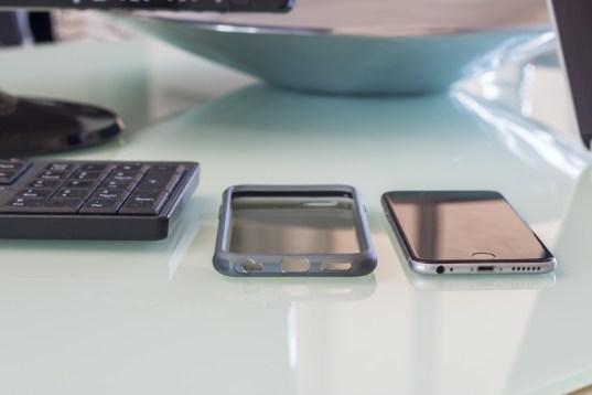 Capa Smart Case para iPhones 6/6s, da ROCK