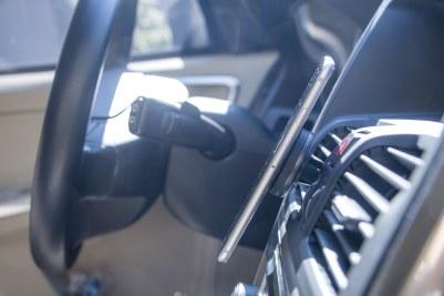 Suporte veicular GEO Magnetic Mount para iPhones - Geonav