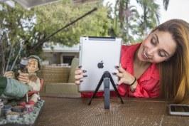 Compass 2 preto para iPad