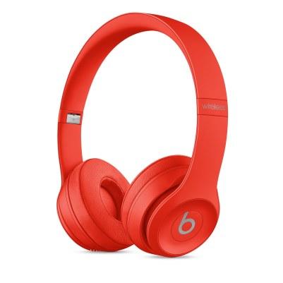 Fone de ouvido supra-auricular Beats Solo3 Wireless - (PRODUCT)RED