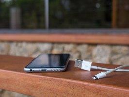 Cabo de Lightning para USB, da Apple
