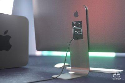 Conceito do novo Mac Pro e Cinema Display