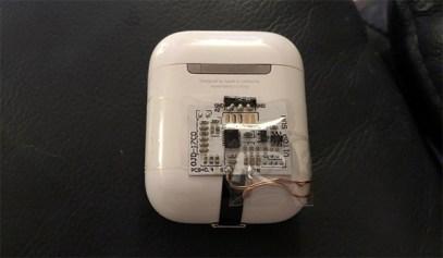 Hack para carregar o atual estojo dos AirPods sem fio