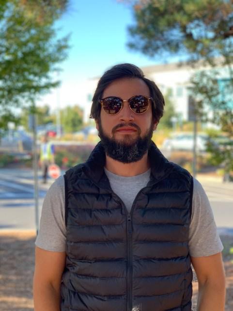 Foto tirada com o iPhone XS Max