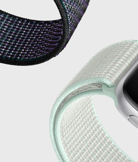 Pulseira loop esportiva Nike (novas cores)