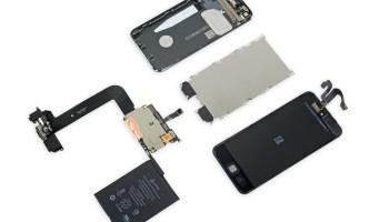 1338fc3fe1b Novo iPod touch continua sendo um aparelho difícil de se consertar