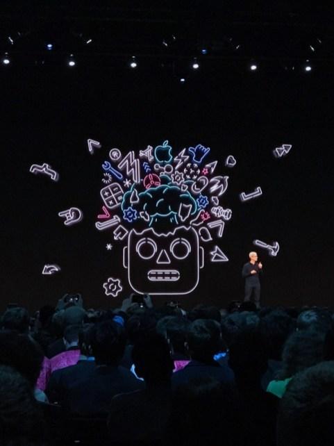 Keynote da WWDC19