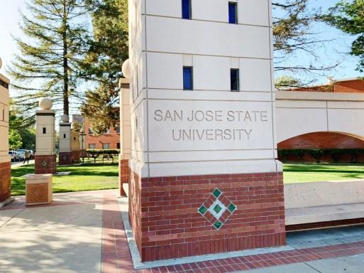 Dormitórios da WWDC19 que ficavam na Universidade de San Jose