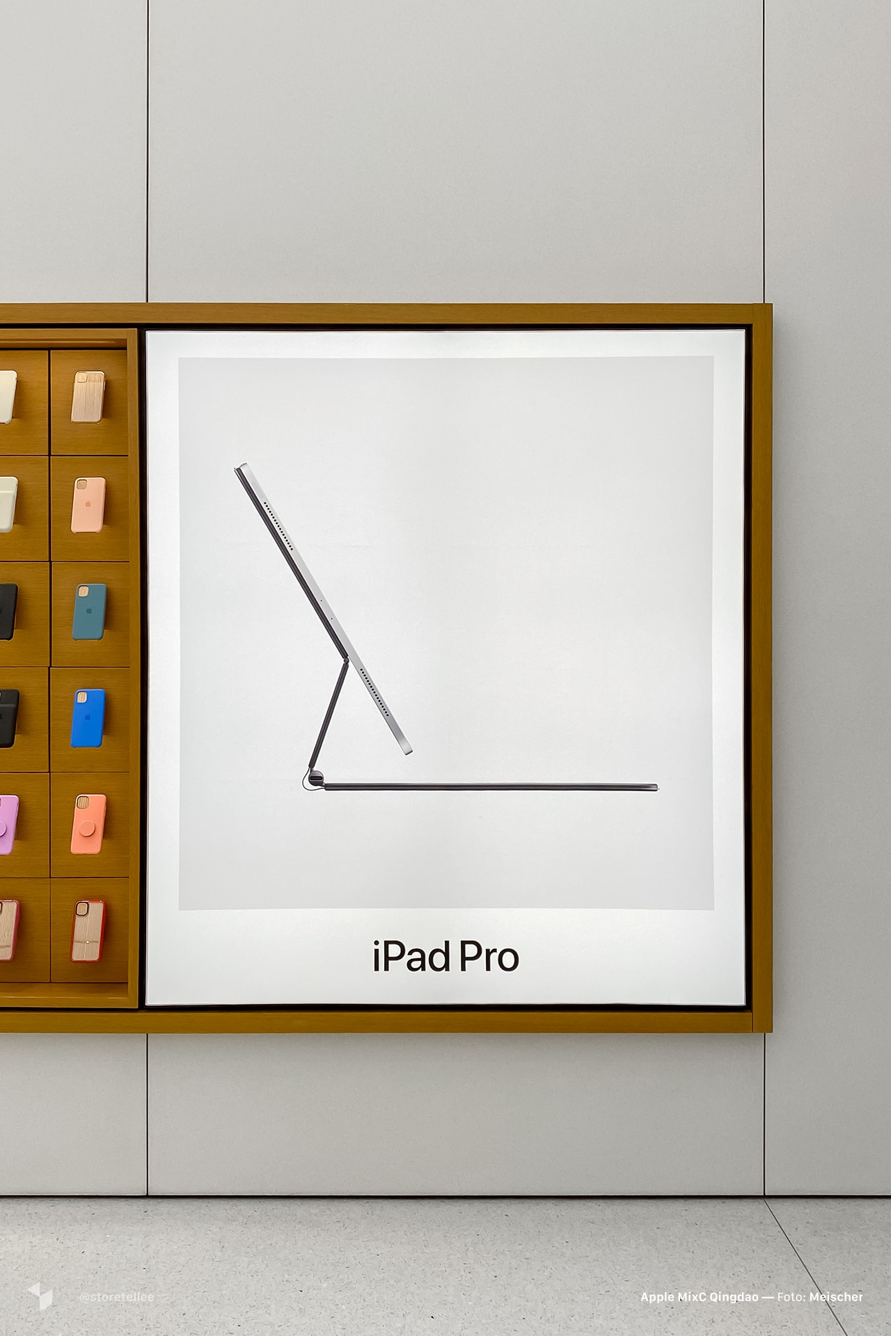 Painel do iPad Pro