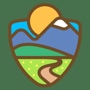 Adesivo do Desafio dos Parques Nacionais