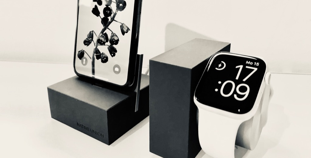 Schlicht & todschick: NativeUnion Docks für iPhone & Apple Watch