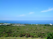 A Distant View of Kahalu'u Bay