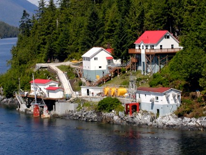 A Small Complex on the Inside Passage