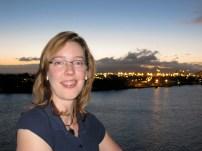 Sarah in Honolulu