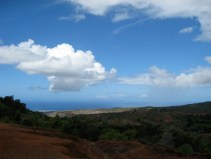 The View from from Kaua'i