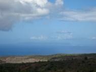 The View of Ni'ihau from Kaua'i