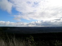 The View of the Kīlauea Caldera from the Volcano House (2)