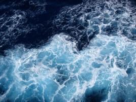 Water Along the Ship