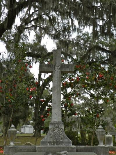 Adams Grave