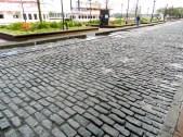 River Street Cobblestone