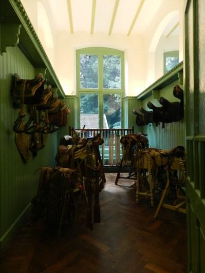 The Royal Saddles