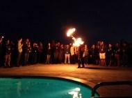 Fire Dancing 4