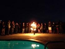 Fire Dancing 6
