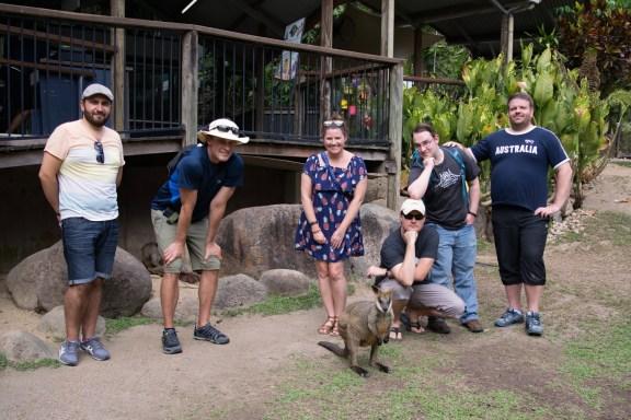 Team Rads + Wallaby