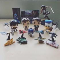 Desk Army 4
