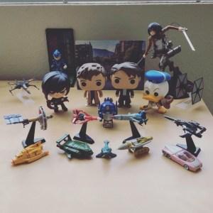 Desk Army 5