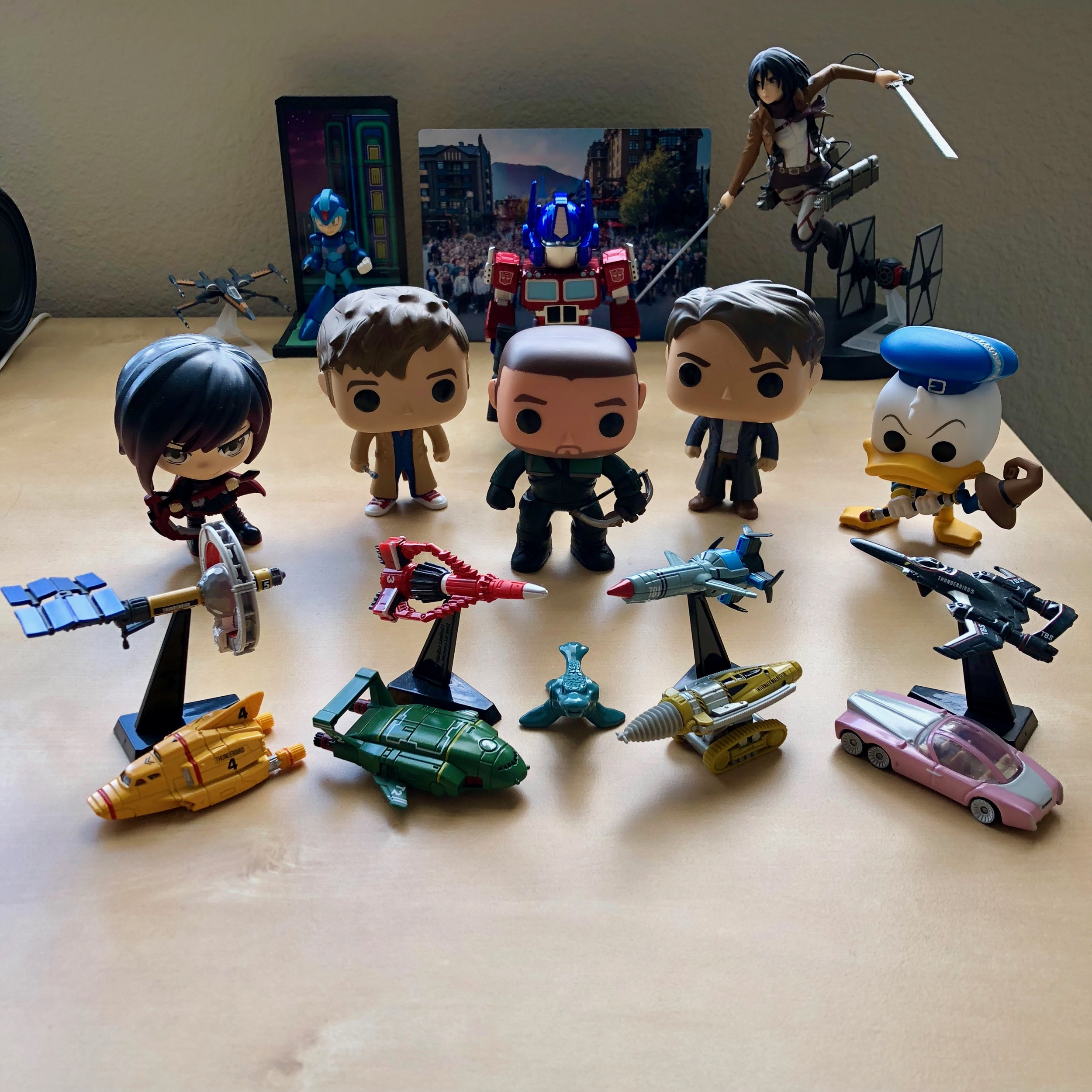 Desk Army 6