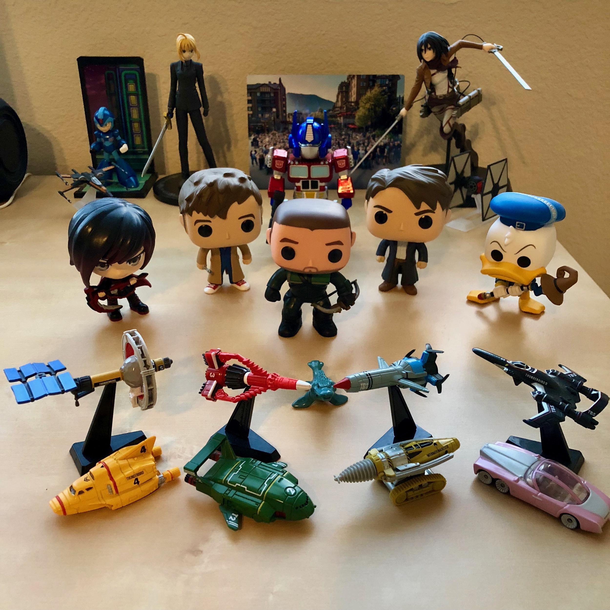 Desk Army 7