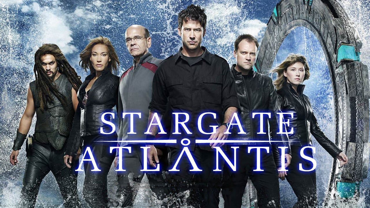 Stargate Atlantis Cover