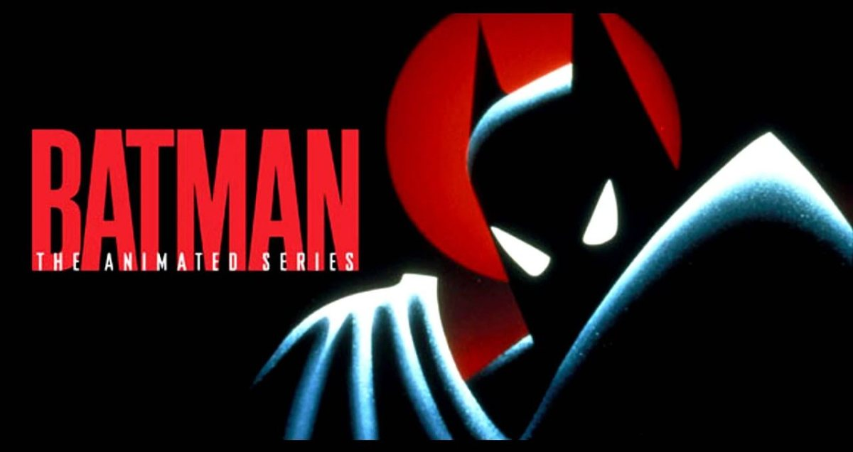Batman: The Animated Series cover