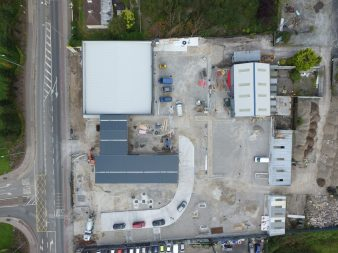 Aerial Site Photography MacMediaCork