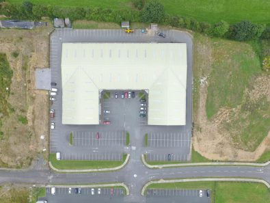 Warehouse at Mitchelstown