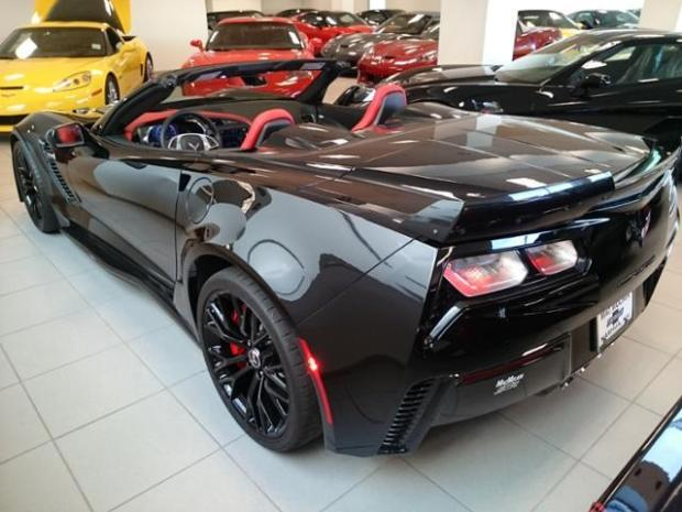 2015 Chevrolet Corvette Convertible Z06 3LZ
