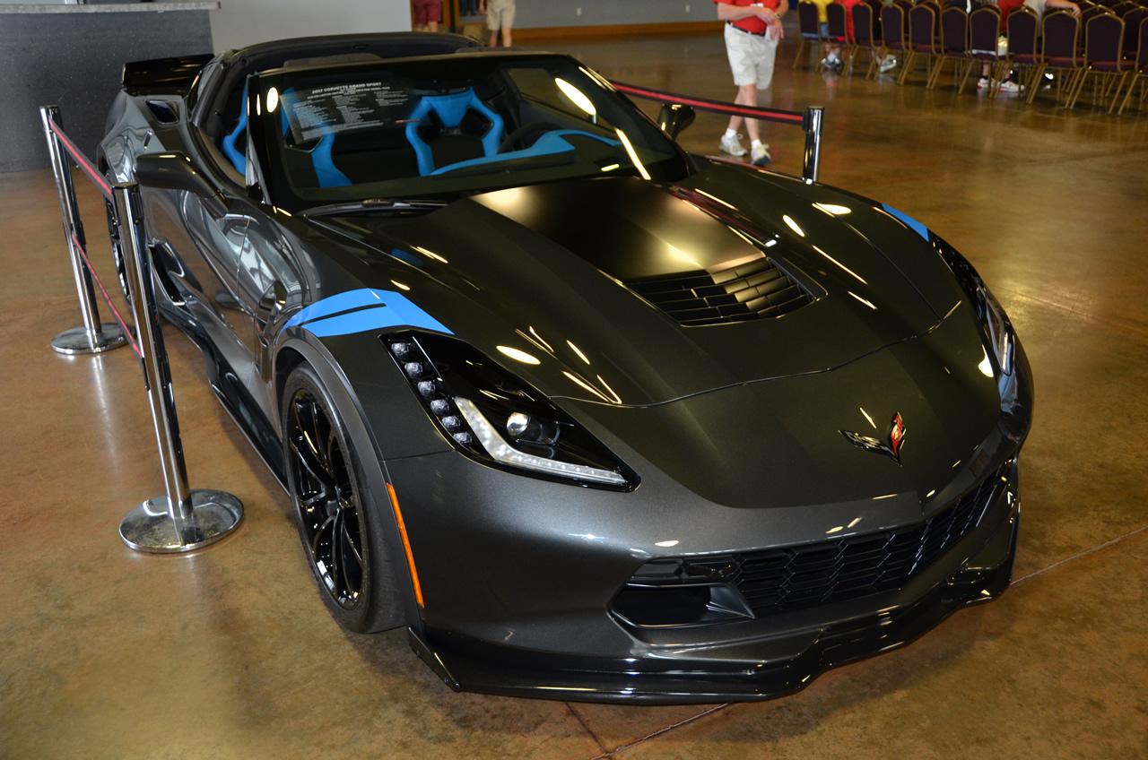 Macmulkin Corvette Announces Allocation For Sixteen 2017