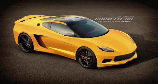 Next Generation Corvette Could See Mid-Engine and Hybrid Variants