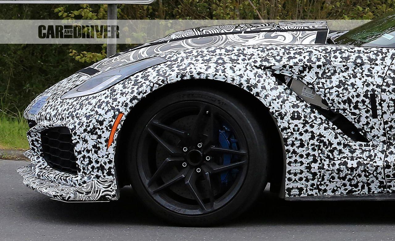 2019 Corvette ZR1 Coupe and Convertible Unveiled at LA Auto Show ...