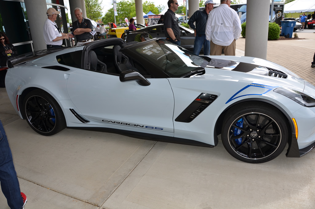 2018 Corvettes At The National Corvette Museum Annual Bash